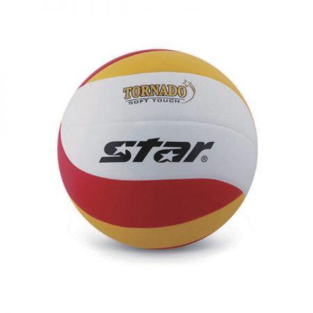 Star Tornado Swirl Volleyball