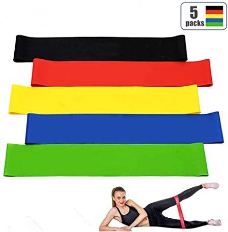 Mini Bands set of 5 colors