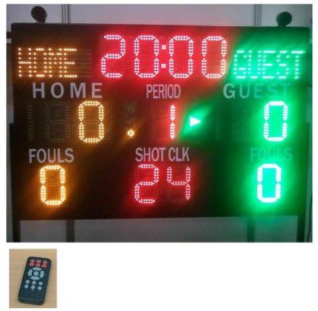 Led Large Scoreboard