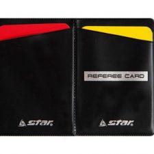 Star SA210 Referee Card