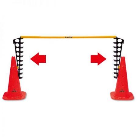 Star Ladder Rack Hurdle and Cone Set