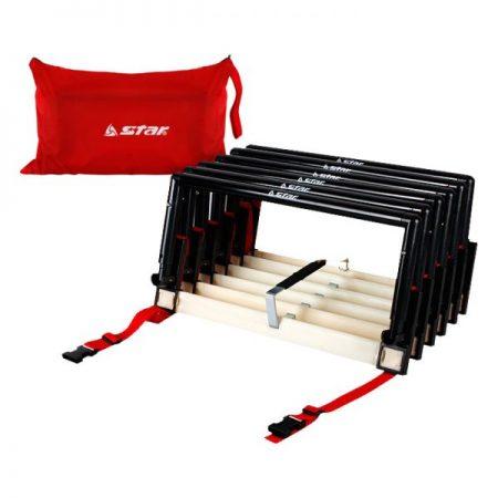 Star SA360 Hurdle Ladder (Adjustable) Training